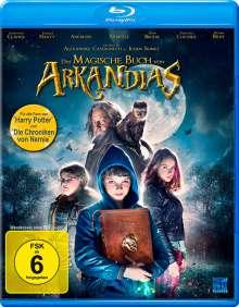 Das magische Buch von Arkandias (Blu-ray), Blu-ray Disc
