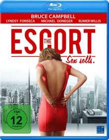 The Escort - Sex sells. (Blu-ray), Blu-ray Disc