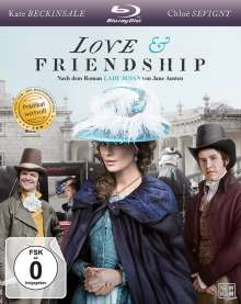Love & Friendship (nach »Lady Susan« von Jane Austen) (Blu-ray), Blu-ray Disc