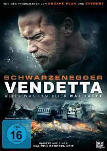 Vendetta (2016), DVD