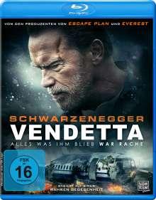 Vendetta (2016) (Blu-ray), Blu-ray Disc