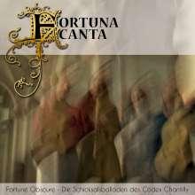 Fortune Obscure - Die Schicksalsballaden des Codex Chantilly, CD