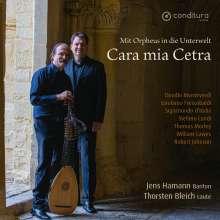 Jens Hamann & Thorsten Bleich - Cara mia Cetra, CD
