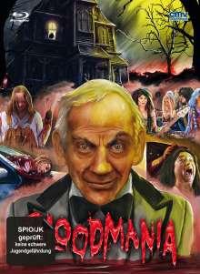 BloodMania (2017) (Blu-ray & DVD im Mediabook), 1 Blu-ray Disc und 1 DVD