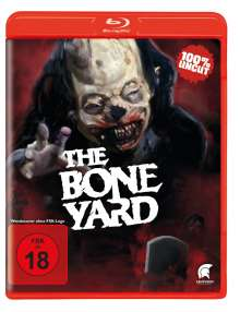 The Boneyard (Blu-ray), Blu-ray Disc