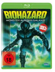 Biohazard (Blu-ray), Blu-ray Disc