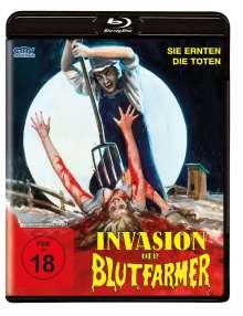 Invasion der Blutfarmer (Blu-ray), Blu-ray Disc