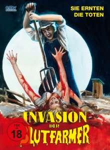 Invasion der Blutfarmer (Blu-ray & DVD im Mediabook), 1 Blu-ray Disc und 1 DVD