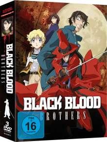 Black Blood Brothers (Gesamtausgabe), 3 DVDs