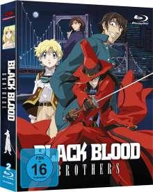 Black Blood Brothers (Gesamtausgabe) (Blu-ray), 3 Blu-ray Discs