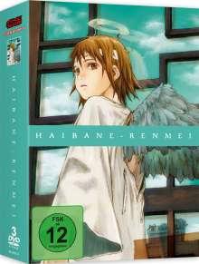 Haibane Renmei (Gesamtausgabe), 3 DVDs