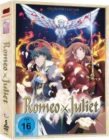 Romeo x Juliet (Gesamtausgabe), 5 DVDs