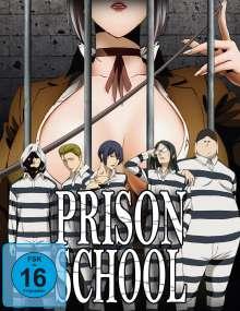Prison School (Gesamtausgabe) (Blu-ray), 4 Blu-ray Discs