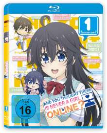 And you thought there is never a girl online? Vol. 1 (Blu-ray), Blu-ray Disc