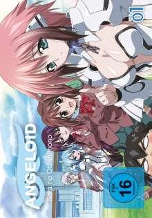Angeloid - Sora no Otoshimono Vol. 1, DVD