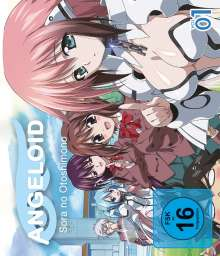 Angeloid - Sora no Otoshimono Vol. 1 (Blu-ray), Blu-ray Disc