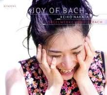 "Johann Sebastian Bach (1685-1750): Orgelwerke ""Joy of Bach"", CD"