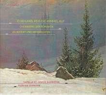 Capella St. Crucis Hannover - O Heiland, reiß die Himmel auf, CD