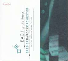 Johann Sebastian Bach (1685-1750): Orchestersuite Nr.2, CD