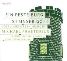 Michael Praetorius (1571-1621): Geistliche Vokalwerke, CD