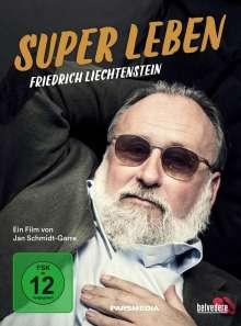 Friedrich Liechtenstein: Super Leben, DVD