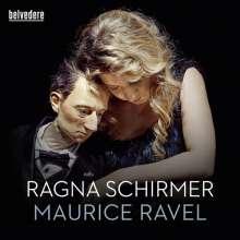 Maurice Ravel (1875-1937): Miroirs, CD