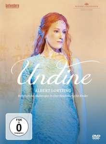 Albert Lortzing - Undine (Bearbeitung für Kinder), DVD