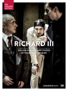 Richard III (2015), DVD
