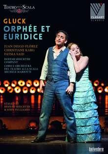 "Christoph Willibald Gluck (1714-1787): Orpheus & Eurydike (Pariser Version ""Orphee et Eurydice""), DVD"