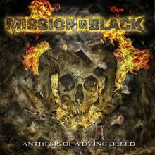 Mission In Black: Anthems Of A Dying Breed, CD