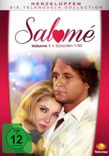 Salomé Vol. 1, 10 DVDs