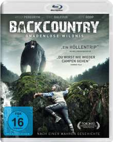 Backcountry (Blu-ray), Blu-ray Disc