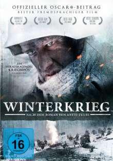 Winterkrieg, DVD