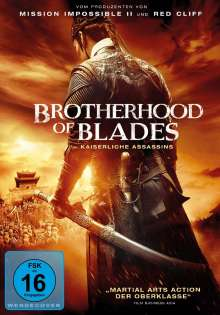 Brotherhood of Blades, DVD