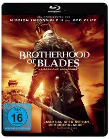 Brotherhood of Blades (Blu-ray), Blu-ray Disc