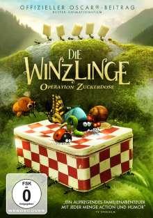 Die Winzlinge - Operation Zuckerdose, DVD