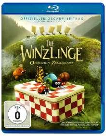 Die Winzlinge - Operation Zuckerdose (Blu-ray), Blu-ray Disc