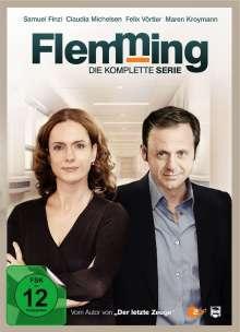 Flemming (Komplette Serie), 9 DVDs