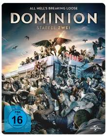 Dominion Season 2 (Blu-ray), 3 Blu-ray Discs