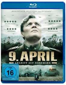 9. April - Angriff auf Dänemark (Blu-ray), Blu-ray Disc