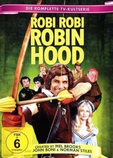 Robi Robi Robin Hood (Komplette Serie), 2 DVDs