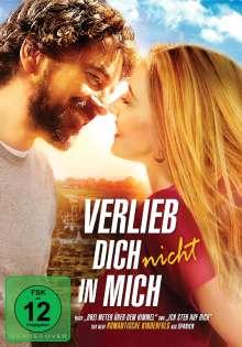 Verlieb dich nicht in mich, DVD