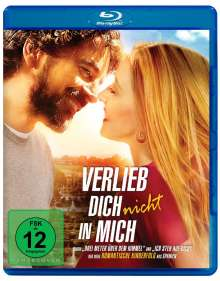 Verlieb dich nicht in mich (Blu-ray), Blu-ray Disc