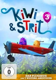 Kiwi & Strit Vol. 3: Das Flugzeug, DVD