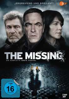 The Missing Staffel 1, 3 DVDs