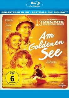 Am goldenen See (Blu-ray), Blu-ray Disc