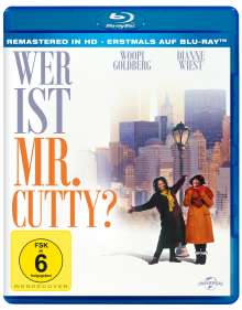 Wer ist Mr. Cutty? (Blu-ray), Blu-ray Disc
