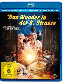 Das Wunder in der 8. Strasse (Blu-ray), Blu-ray Disc