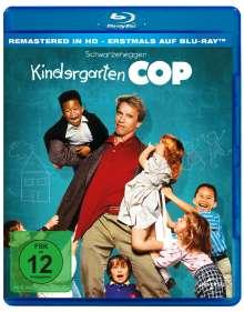 Kindergarten Cop (Blu-ray), Blu-ray Disc