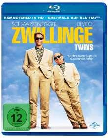 Zwillinge (Blu-ray), Blu-ray Disc